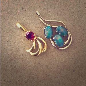 Pretty pendants 2 pack